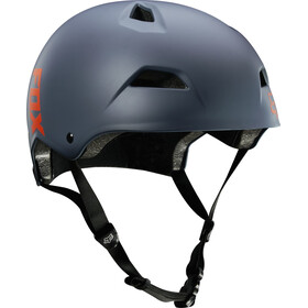 Fox Flight Sport Helm Herren blue steel